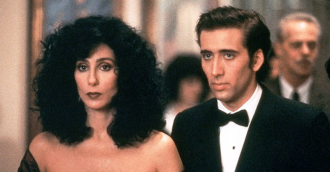 Cher, Nicholas Cage and the Rest of 'Moonstruck' Cast 32 Years after the Movie Premiered