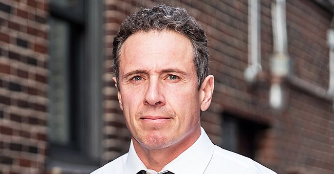 Chris Cuomo's Shares a Photo of His Two Rescue Dogs — See Fan Reactions to His Touching Message