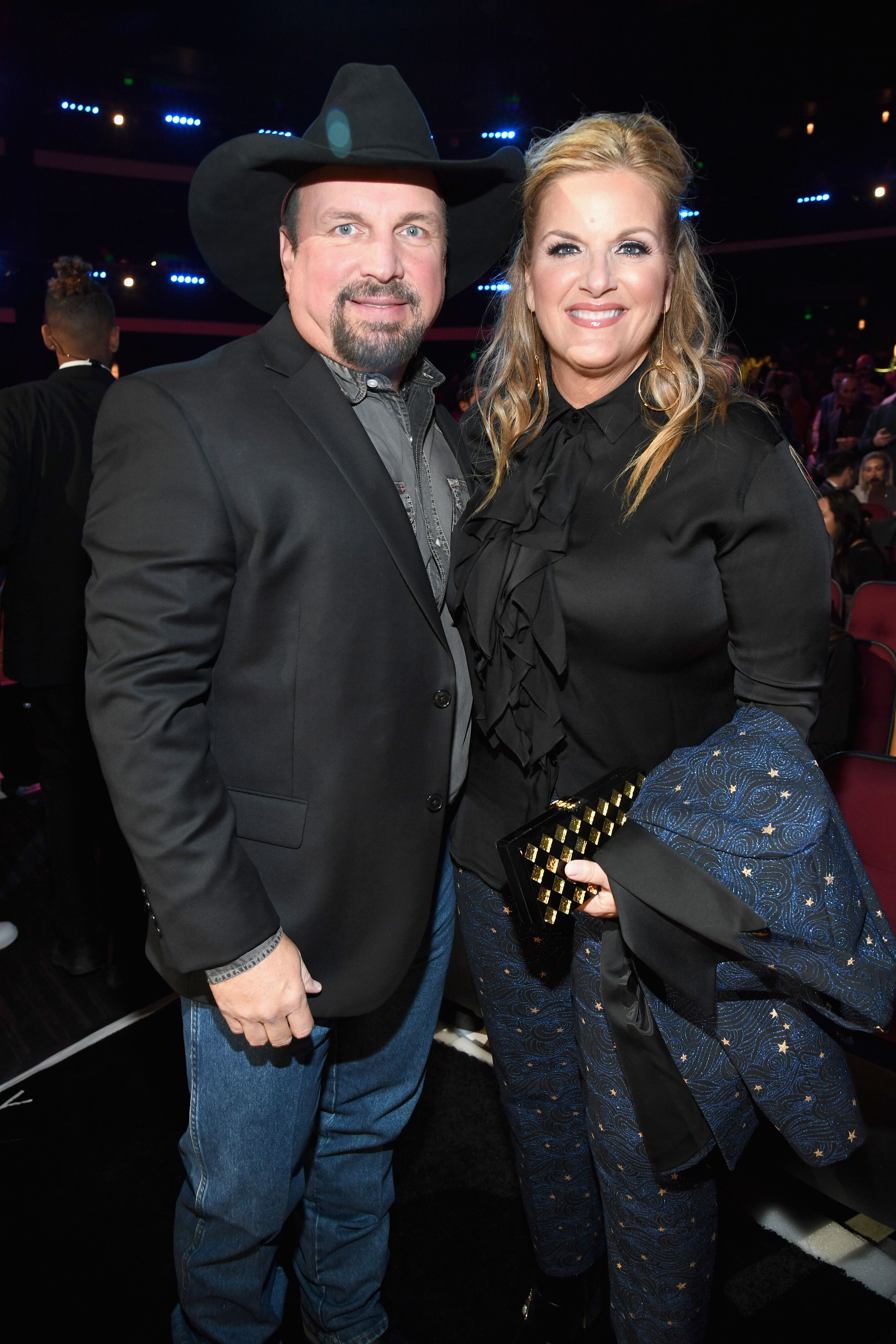 Garth Brooks and Trisha Yearwood attend the 2019 iHeartRadio Music Awards. | Source: Getty Images