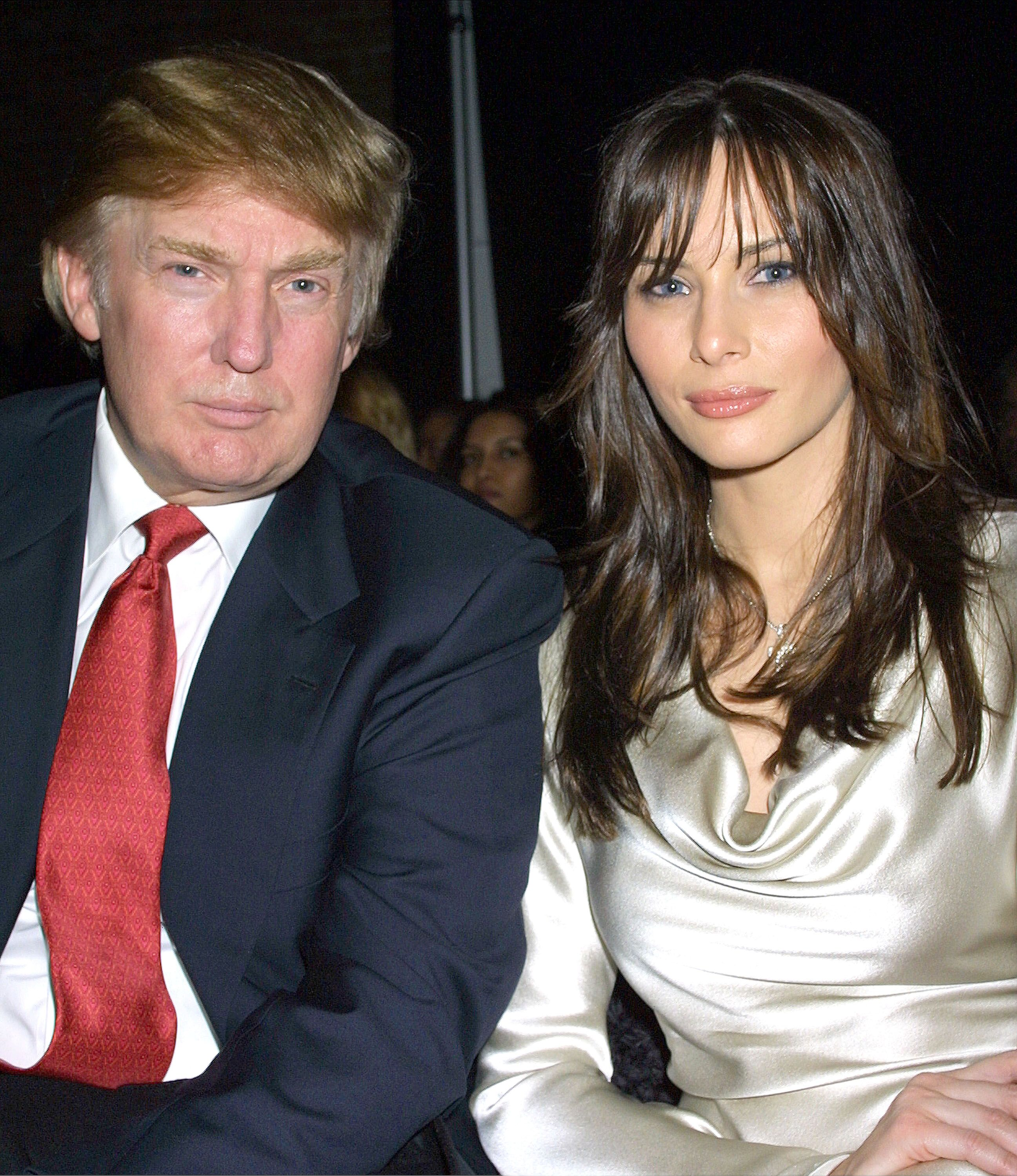 Melania Trump and Donald Trump at a red carpet event | Getty images / Global Images Ukraine
