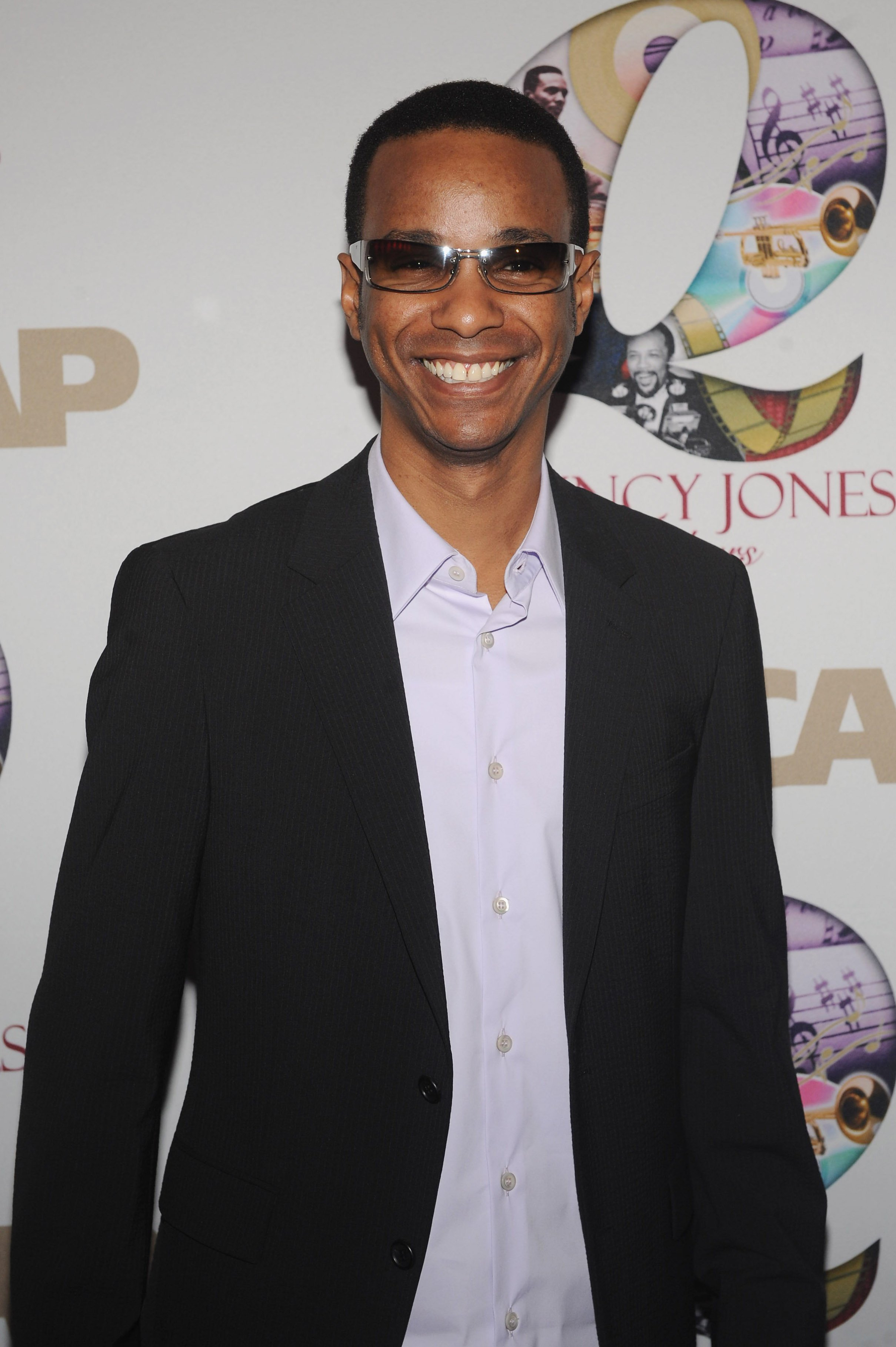 Tevin Campbell attends the ASCAP Pied Piper award celebration in honor of Quincy Jones, 2008. | Photo: GettyImages