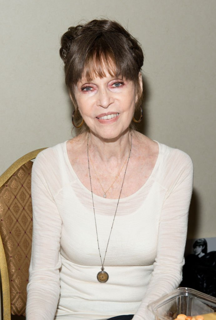 Barbara Feldon on June 28, 2014 in New York City | Source: Getty Images