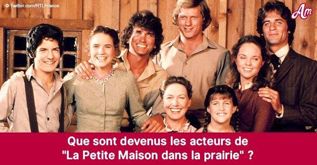 """La bien-aimée """"La petite maison dans la prairie"""": que sont devenus les acteurs?"""