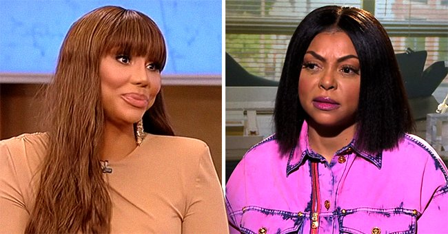 Tamar Braxton Thanks Taraji P Henson for Letting Her Tell Her Story on 'Peace of Mind'