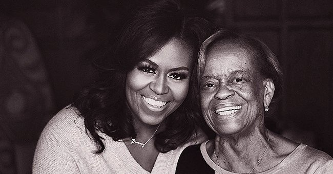 See How Michelle Obama Paid Tribute to Her Mom Marian on Her 83rd Birthday