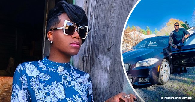 Fantasia Barrino shares photo of her 'real champ boss' brother standing next to luxurious car
