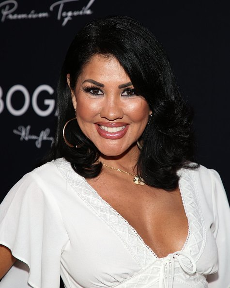 "Former Pro Boxer Mia St. John attends the Beverly Hills Rejuvenation Center's ""Eternal Beauty"" celebration on September 26, 2019 in Los Angeles, California 