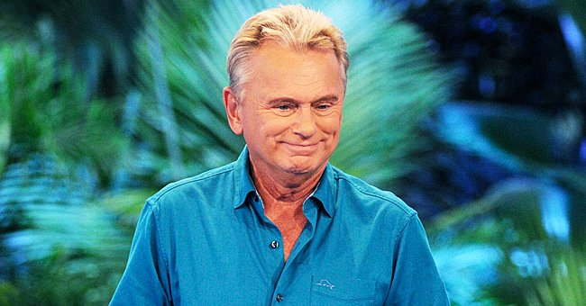 'Wheel of Fortune' Host Pat Sajak Accidentally Solves Puzzle during the Show's Bonus Round