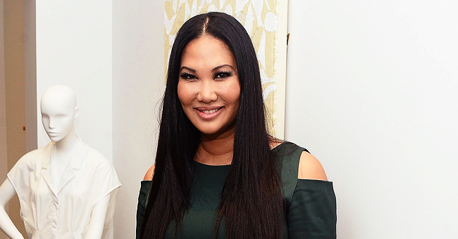 Kimora Lee Simmons Shares Adorable Photo of Son Kenzo Hugging Kim Kardashian's Son Saint West