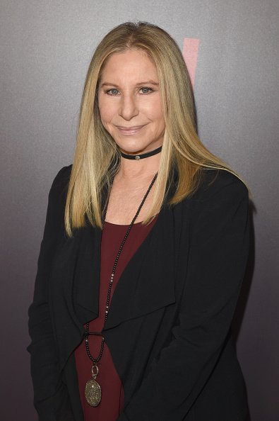 Barbra Streisand at Raleigh Studios on June 10, 2018 in Los Angeles, California. | Photo: Getty Images