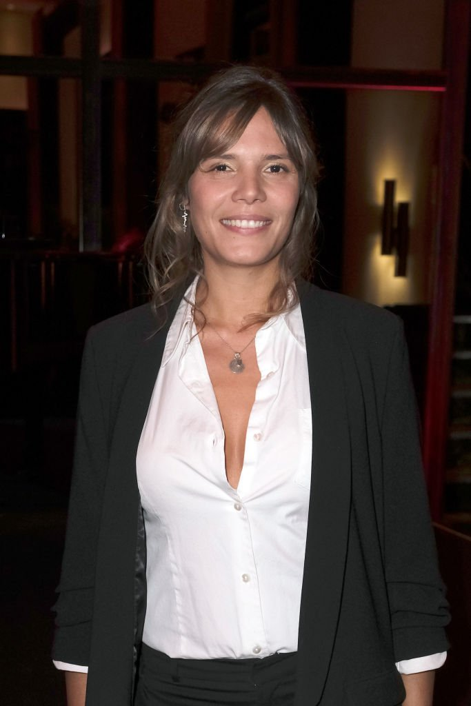 "Vanille Clerc assiste à la ""Maison Nathalie Blanc"" Partyon 27 septembre 2019 à Paris, France. 
