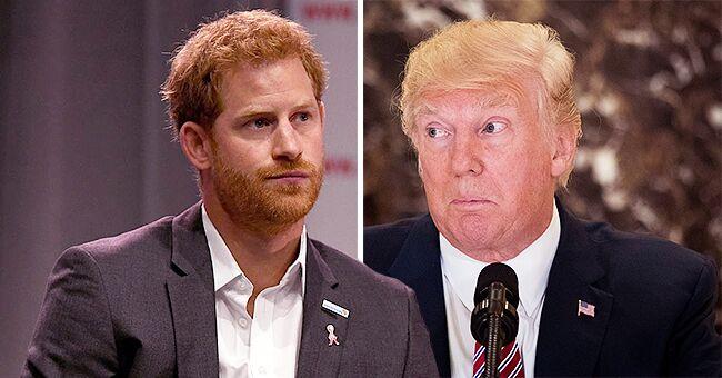 """Le prince Harry évite Donald Trump après un """"désagréable"""" commentaire sur sa femme"""