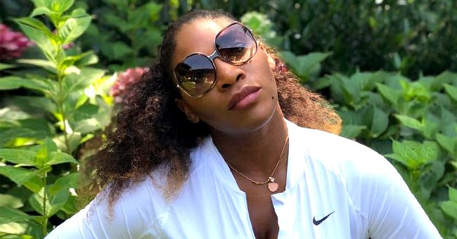 Serena Williams Flaunts Her Toned Figure Wearing a Floral-Print Catsuit — Fans Are in Awe