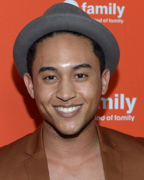 Actor Tajh Mowry arrives at the ABC Family West Coast Upfronts party at The Sayers Club on May 1, 2012 in Hollywood, California | Photo: Getty Images