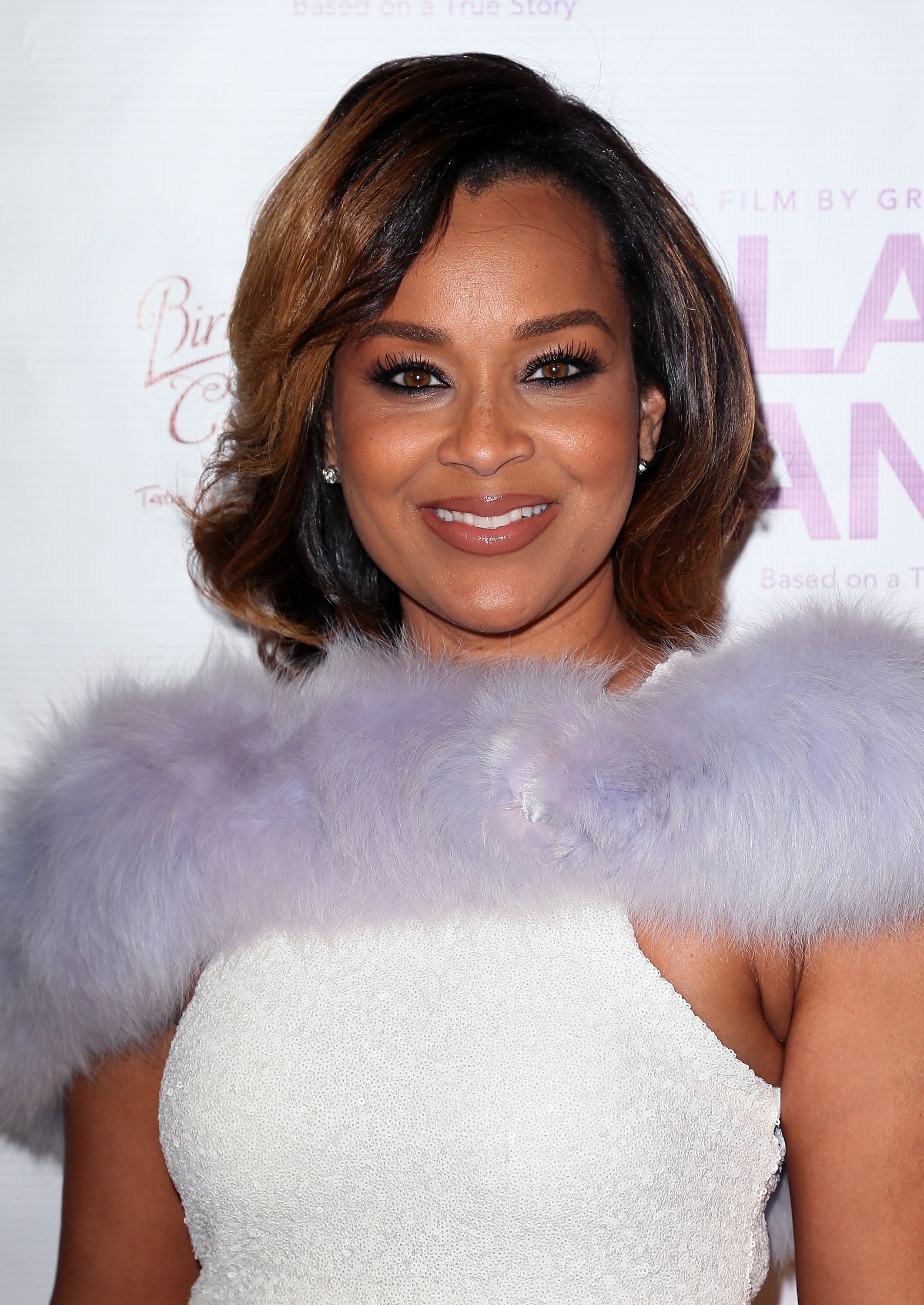 Actress and fashion designer LisaRaye McCoy/ Source: Getty Images