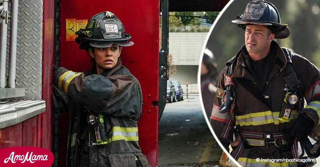 Emotional sneak peak of 'Chicago Fire' Kidd's breakup with Severide