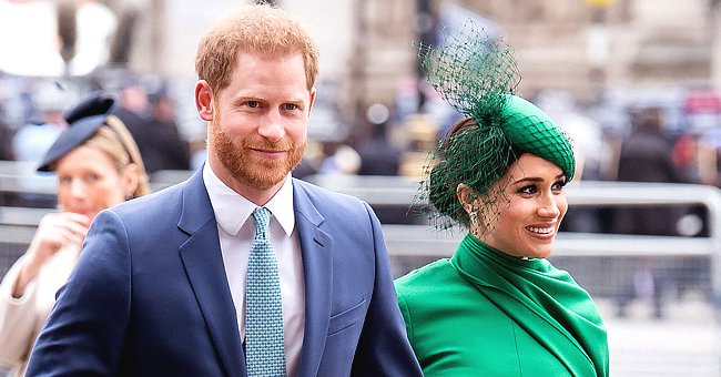 Daily Mail: Harry & Meghan Were Upset over Not Joining Queen's Procession during Commonwealth Day Service