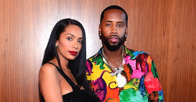 Erica Mena Poses with Her & Safaree's Baby Daughter in Matching Swimsuits in Stunning Photo