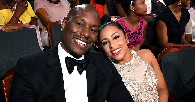 Watch Tyrese Gibson Pay Tribute to His Lovely Wife & Daughter in a Heart-Melting Video