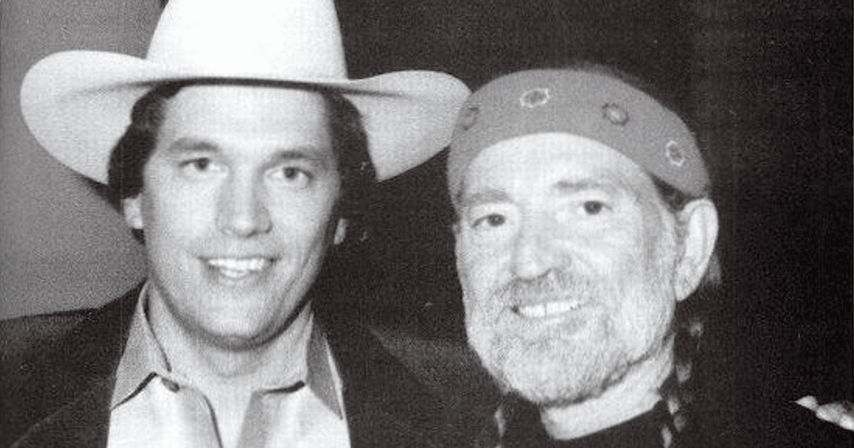 Billy and Willie Nelson. Image Source: YouTube/Folk Uke Official