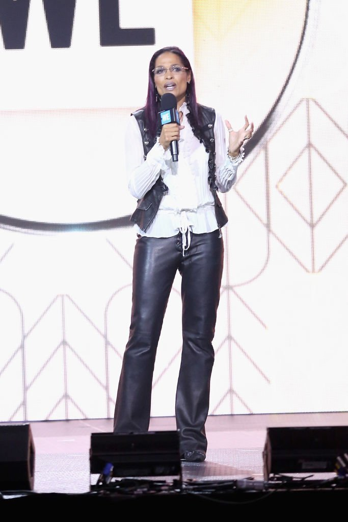 Rasheda Ali speaks onstage at WE Day UN at The Theater at Madison Square Garden | Getty Images