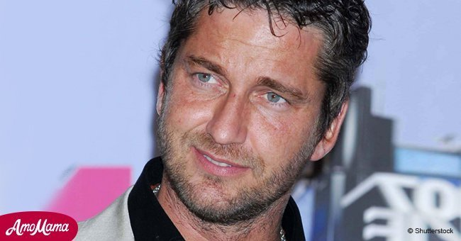 Have you seen Gerard Butler without his famous beard? Here's how he looks