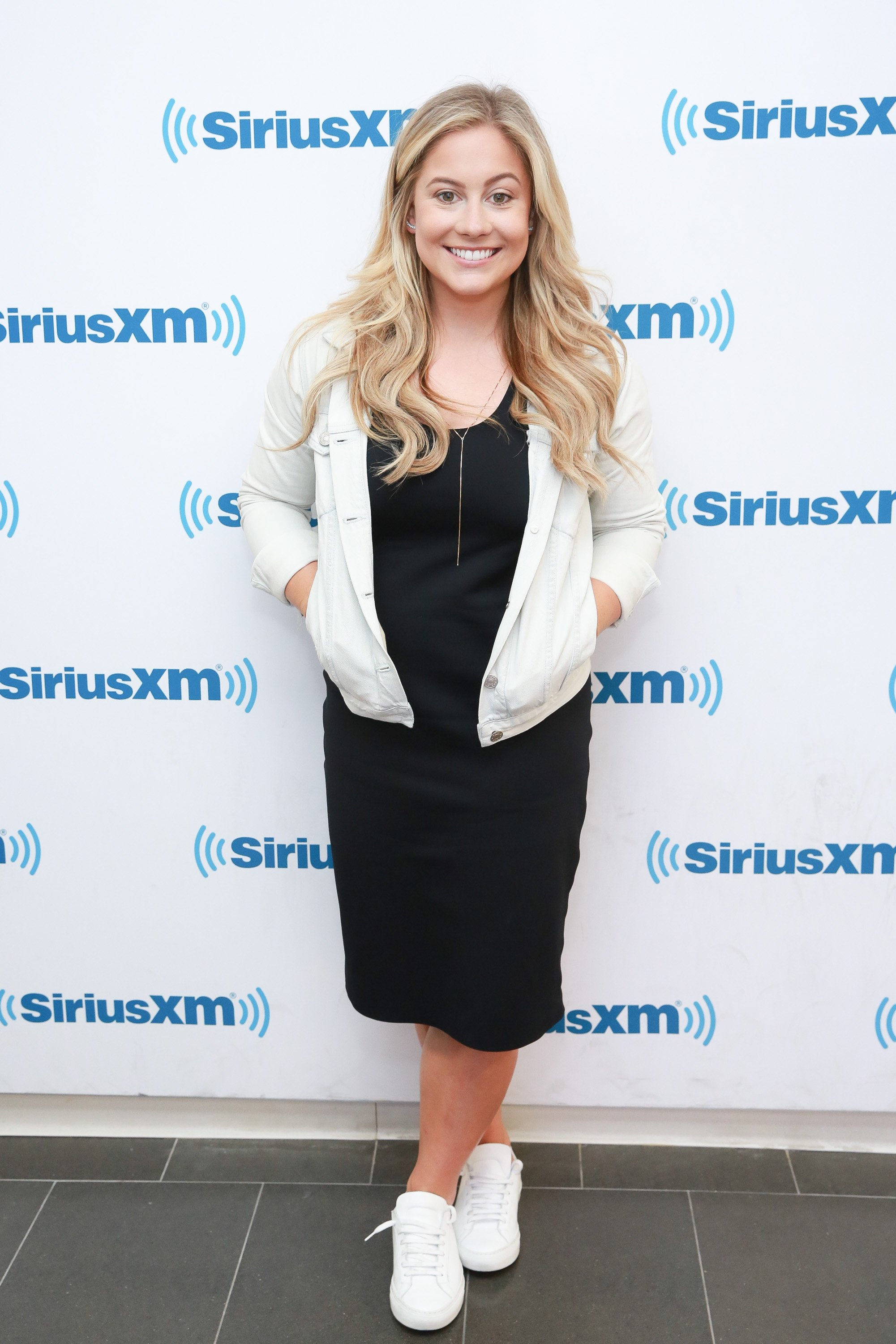 Shawn Johnson visits at SiriusXM Studio on July 26, 2016 in New York City. | Source: Getty Images