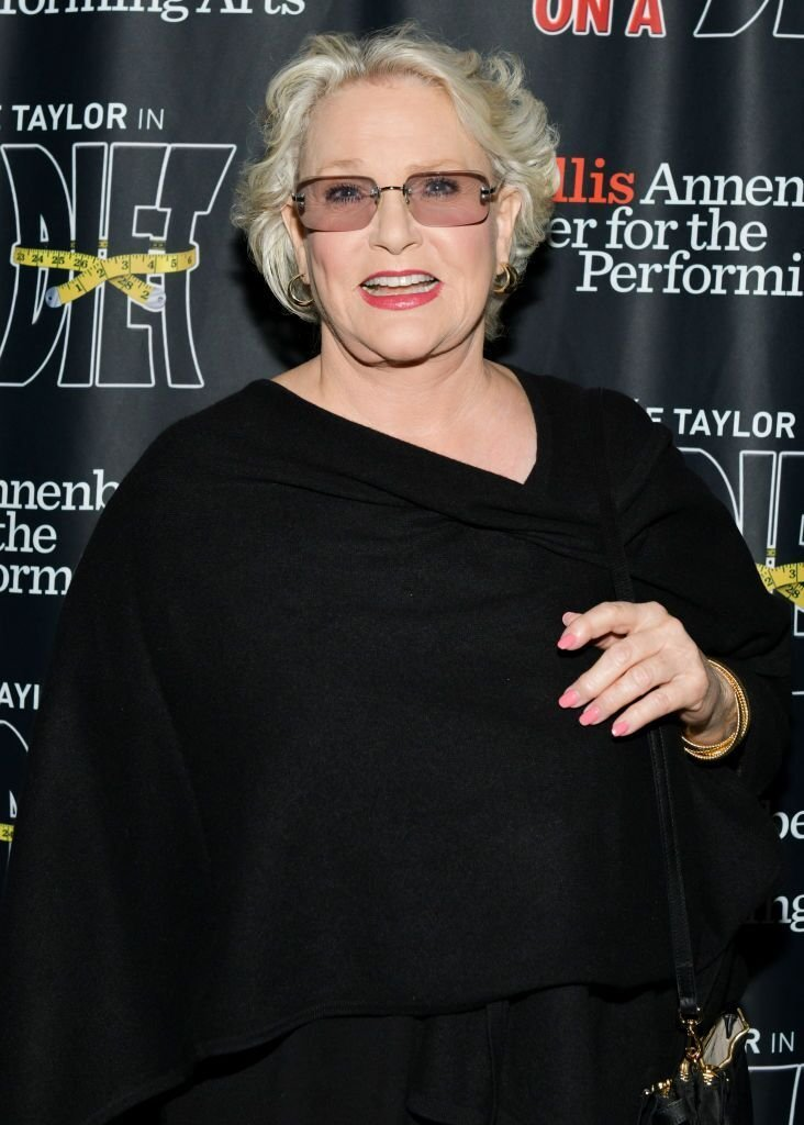 "Sharon Gless attends the LA Premiere of Renee Taylor's ""My Life On A Diet"" Night 2. 