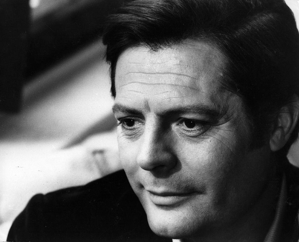 Marcello Mastroianni (1924 - 1996) en 1968. Photo : Getty Images