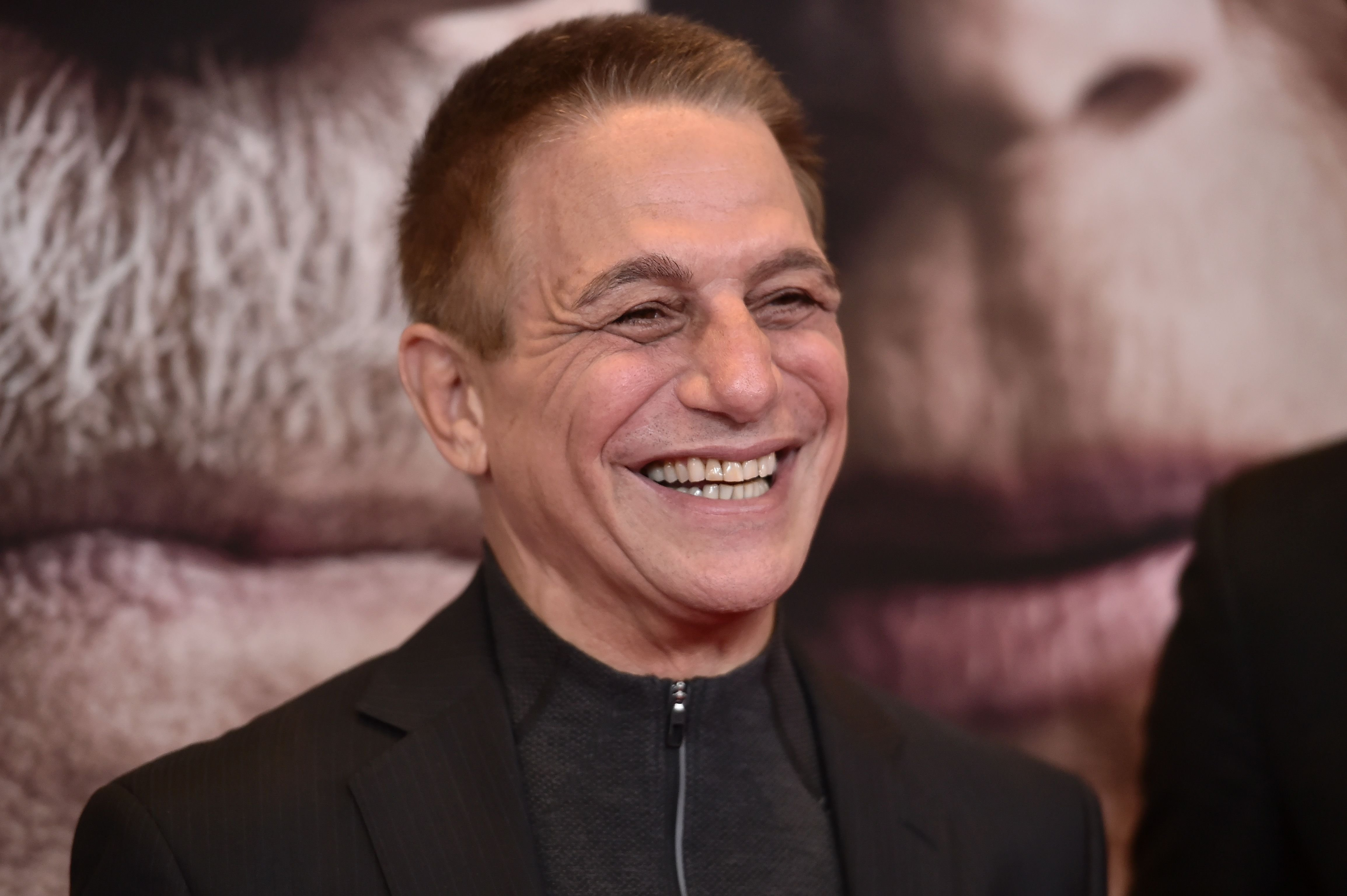 """Tony Danza at """"The Good Liar"""" New York premiere on November 06, 2019   Photo: Getty Images"""