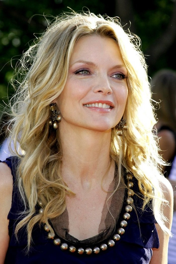 Michelle Pfeiffer at the Los Angeles premiere of 'Stardust' held at the Paramount Pictures Studios in Hollywood, USA on July 29, 2007 I Image: Shutterstock