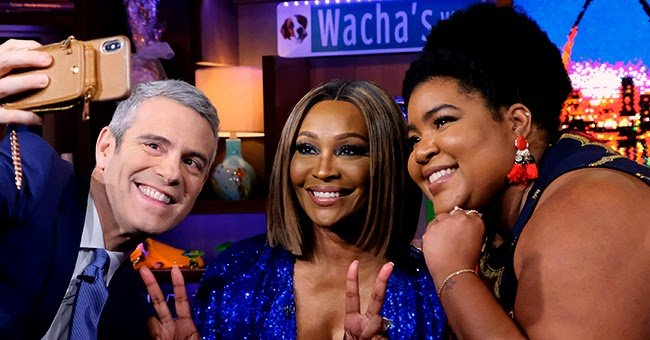 Cynthia Bailey from RHOA Responds to Andy Cohen's COVID-19 Diagnosis after Guest Appearance on His Show