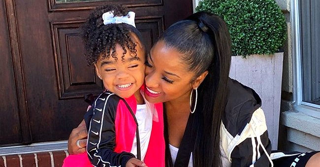 Toya Johnson's Daughter Reign Is Her Adorable Mini-Me — 9 Times the Mom-Baby Duo Went Twinning