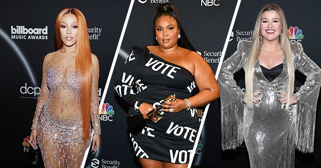 Check Out the Most Memorable Celebrity Looks at the 2020 Billboard Music Awards