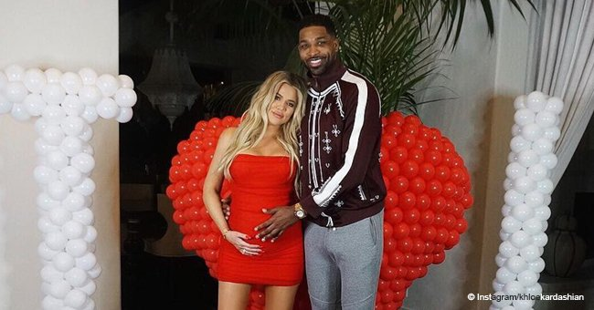 Khloé K. Tries to Stay Positive and Takes Shoping Therapy Amid Scandal with Tristan's cheating