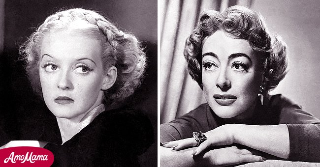Picture of Joan Crawford and Bette Davis   Photo: Getty Images