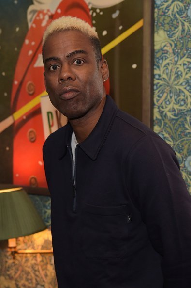 Chris Rock at the Victoria Beckham x YouTube Fashion & Beauty after party | Photo: Getty Images