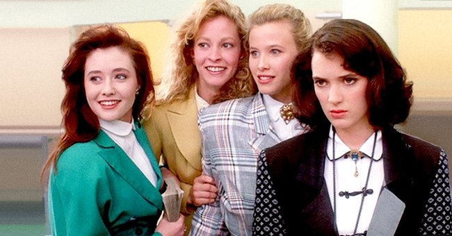 Winona Ryder and 'Heathers' Cast 31 Years after the Movie Was Released