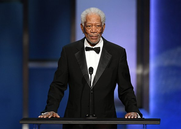 Morgan Freeman at the 47th AFI Life Achievement Award on June 06, 2019 | Photo: Getty Images