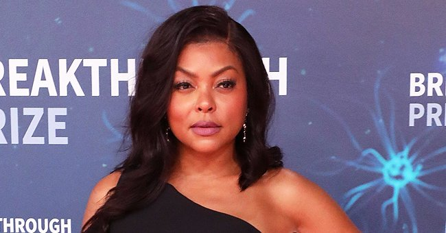 Taraji P Henson of 'Empire' Shows off Stylish Glasses and New Hairstyle in a Video