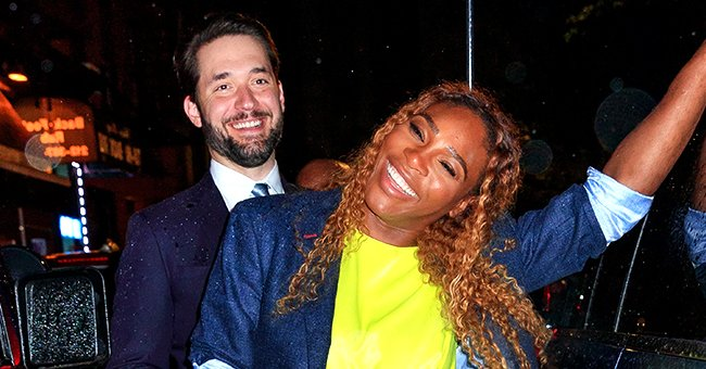 Serena Williams' Daughter Olympia Channels Her Inner Princess in a Yellow Dress