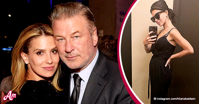 'Star Is Born' Actor Alec Baldwin's Wife Hilaria Reacts to Troll Slamming Her for Pregnancy Reveal