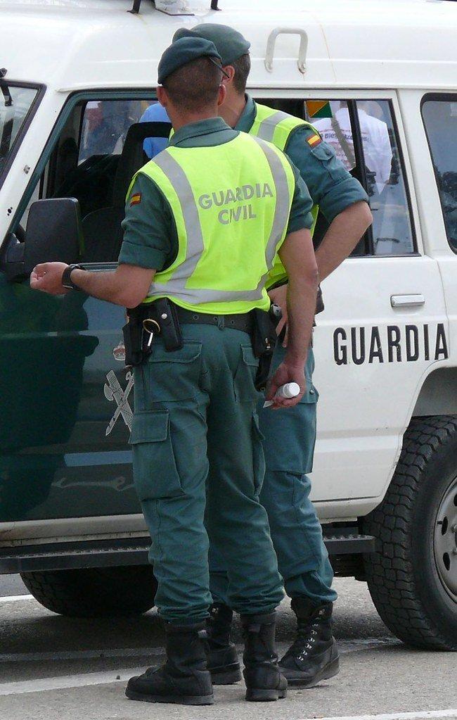 Guardia Civil. | Imagen: Flickr