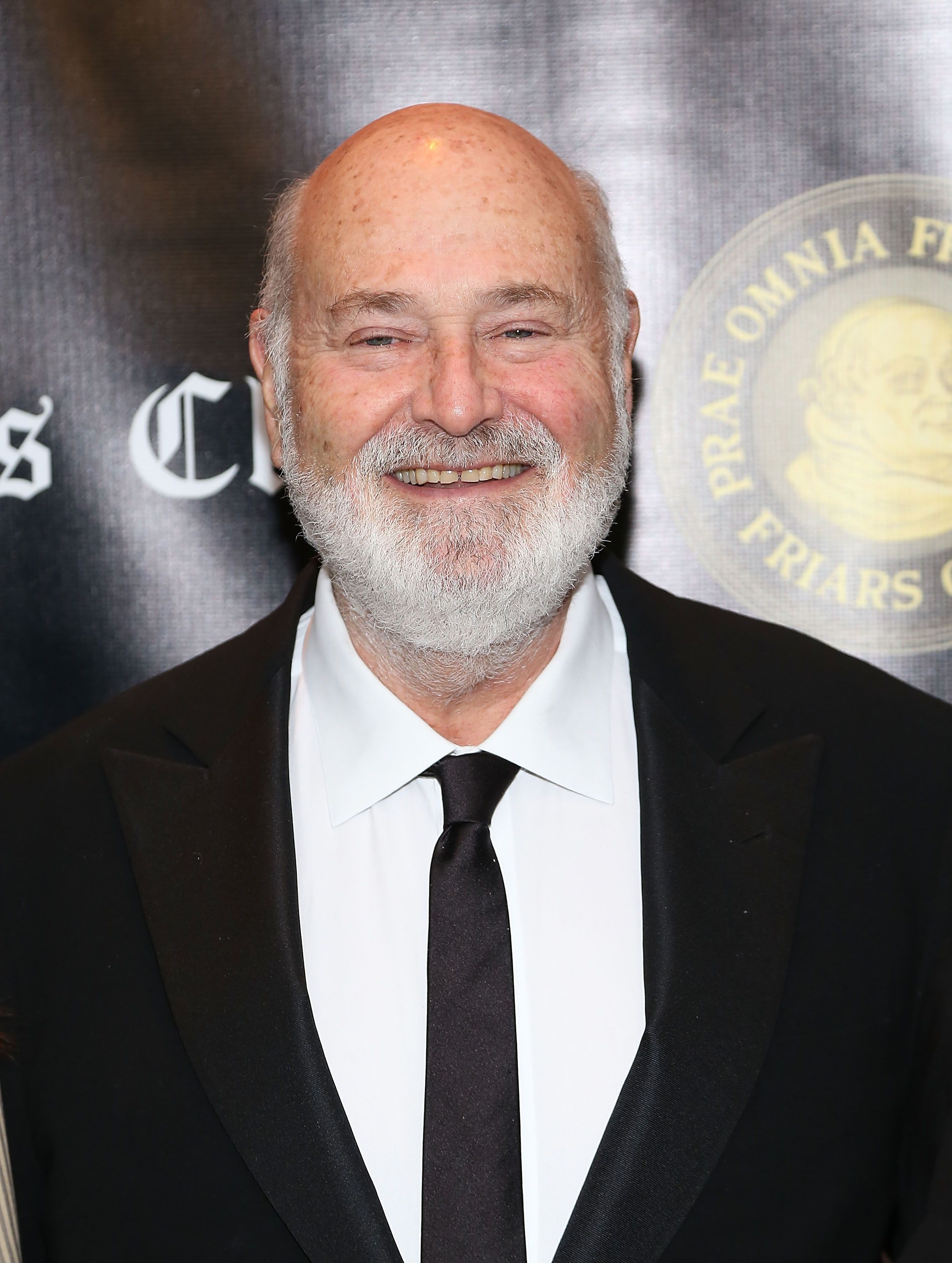 Rob Reiner at the Friar's Club Honors Billy Crystal with their Entertainment Icon Award at The Ziegfeld Ballroom on November 12, 2018 in New York City. | Photo: Getty Images