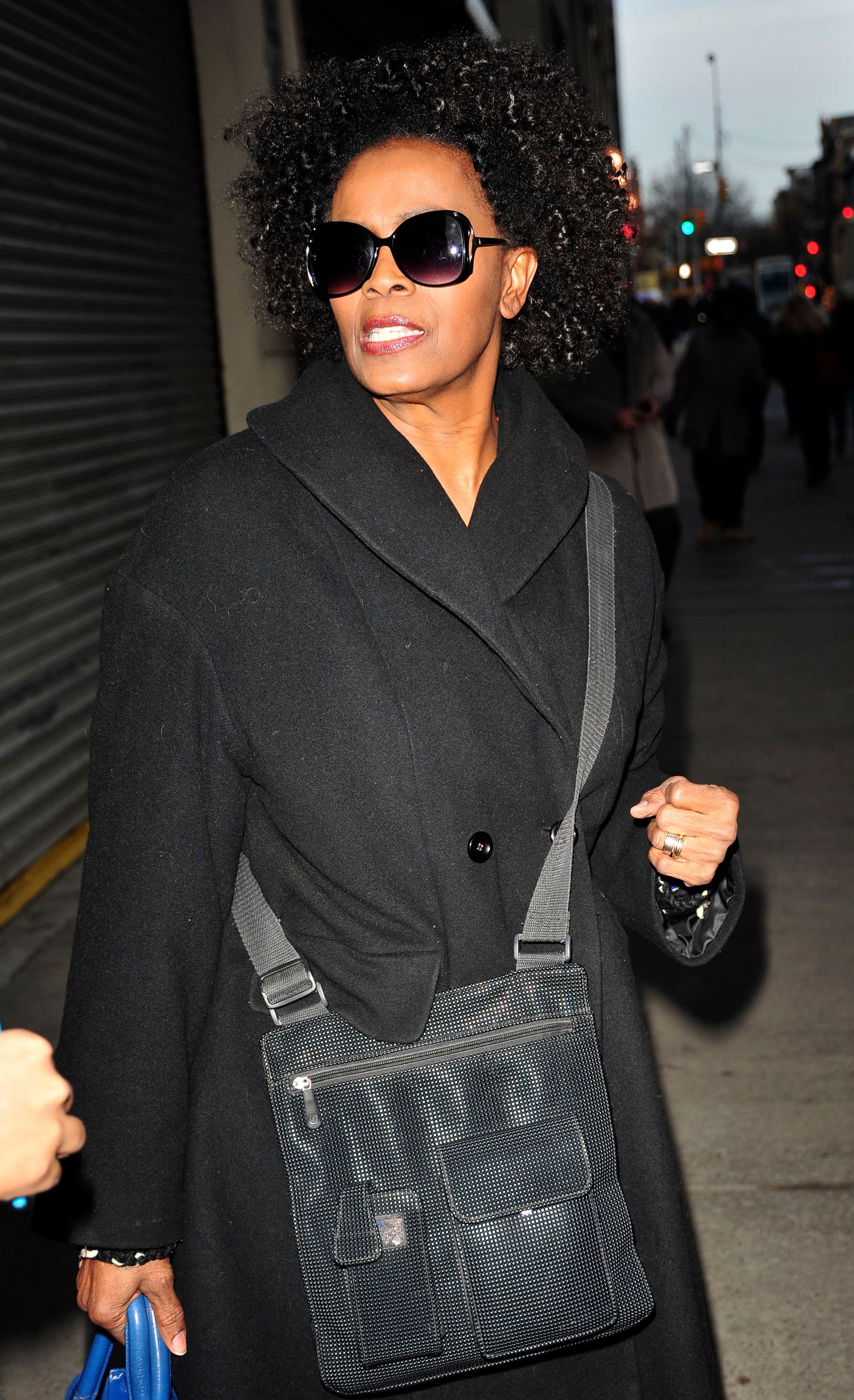 Janet Hubert on January 28, 2016 in New York. | Photo: Getty Images