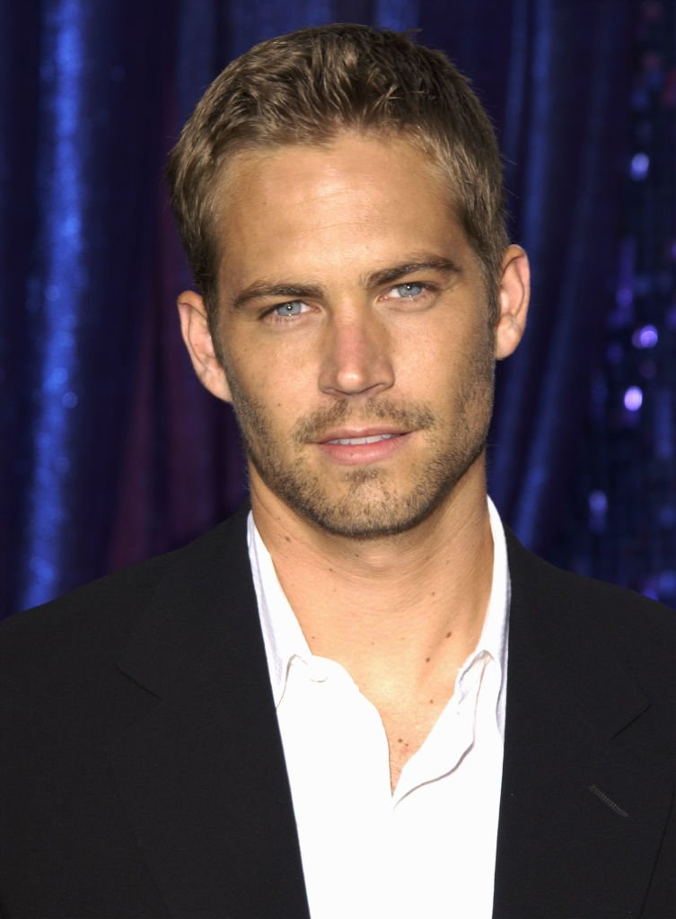 Paul Walker attends The 2003 MTV Movie Awards held at the Shrine Auditorium on May 31, 2003 in Los Angeles, California. | Source: Getty Images