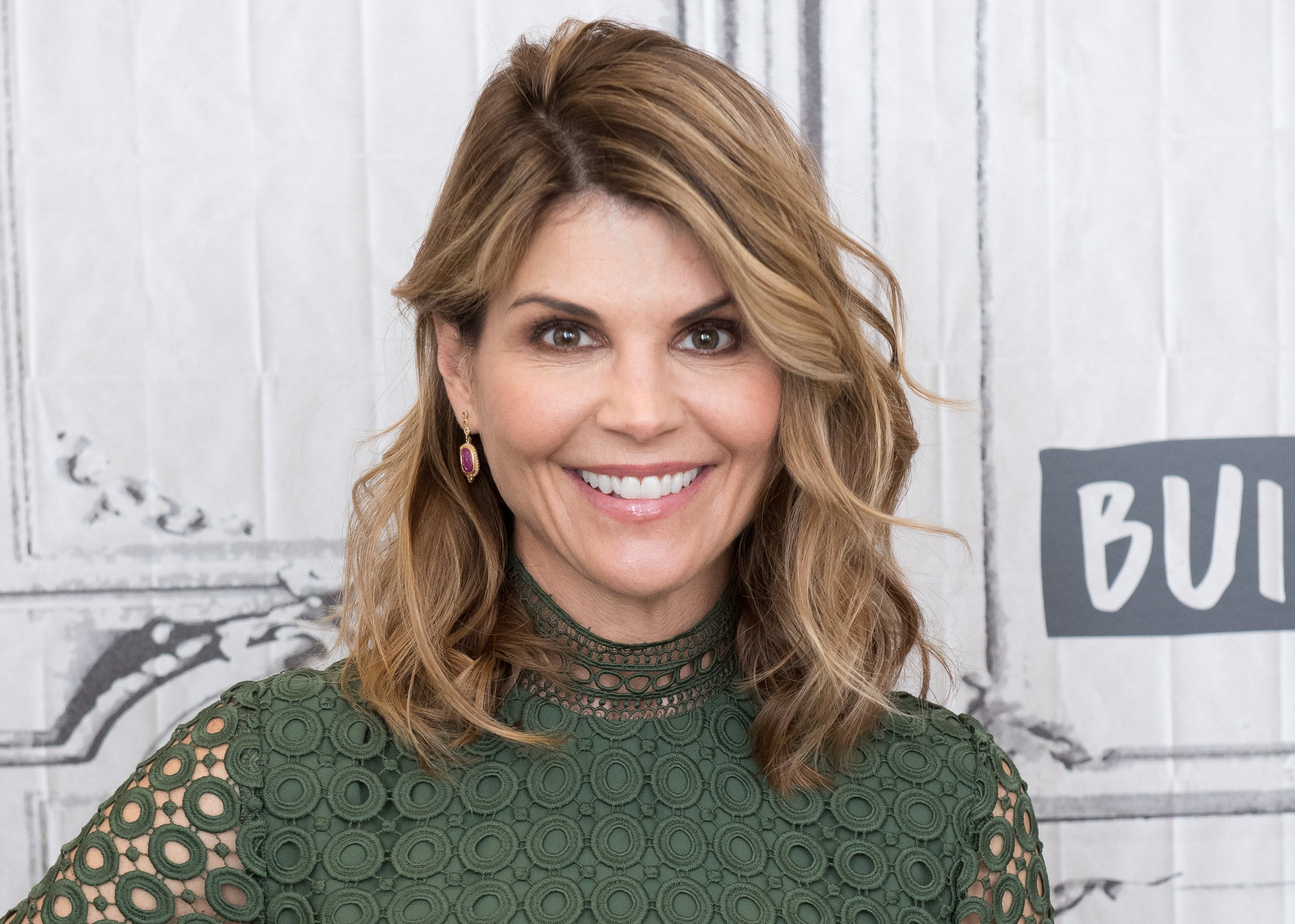 Lori Loughlin visits Build Series at Build Studio on February 15, 2018 in New York City   Photo: Getty Images