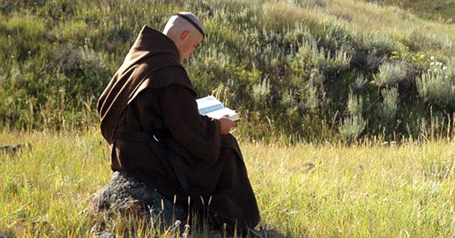 Daily Joke: New Monk Arrives at a Monastery