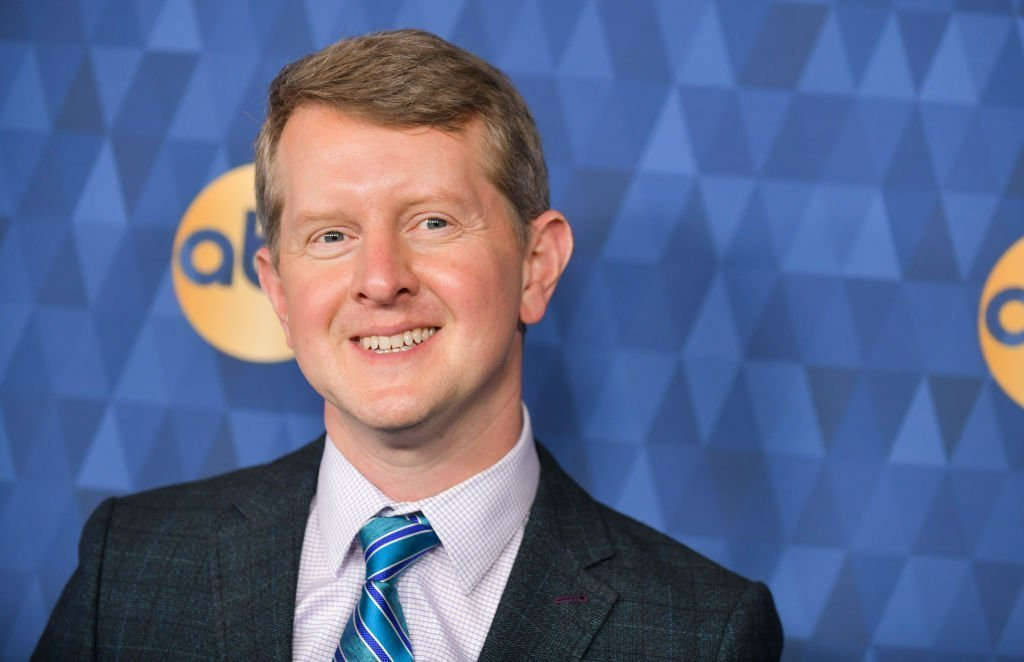 Ken Jennings at the ABC Television's Winter Press Tour 2020 on January 08, 2020. | Photo: Getty Images