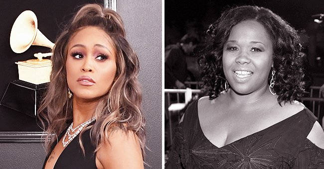 Rapper Eve Shares Her Disbelief as She Mourns the Death of 'Eve' Co-star Natalie Desselle-Reid